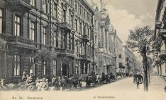 To obecna ulica Tadeusza Czackiego.