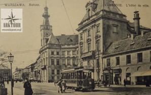 Warszawa Stara pocztówka. (12)