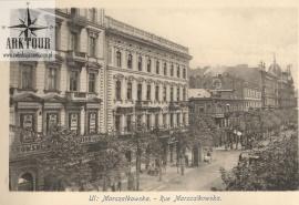 Warszawa początek XX wieku. Pocztówka. Wojutyński (10)