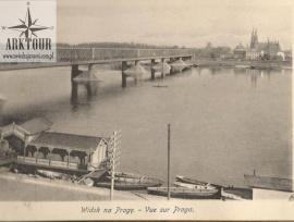 Warszawa początek XX wieku. Pocztówka. Wojutyński (12)