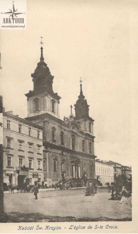 Warszawa początek XX wieku. Pocztówka. Wojutyński (13)