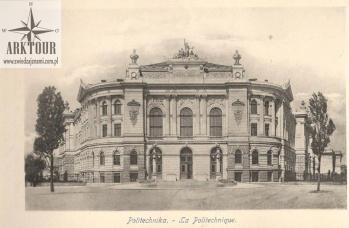 Warszawa początek XX wieku. Pocztówka. Wojutyński (14)