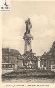 Warszawa początek XX wieku. Pocztówka. Wojutyński (20)