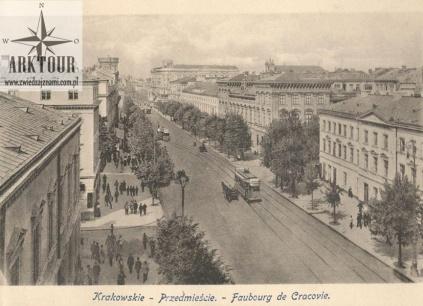 Warszawa początek XX wieku. Pocztówka. Wojutyński (23)