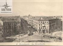 Warszawa początek XX wieku. Pocztówka. Wojutyński (25)