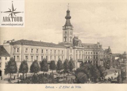 Warszawa początek XX wieku. Pocztówka. Wojutyński (26)