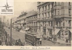 Warszawa początek XX wieku. Pocztówka. Wojutyński (29)