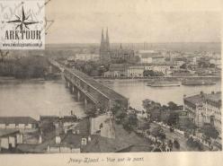 Warszawa początek XX wieku. Pocztówka. Wojutyński (30)