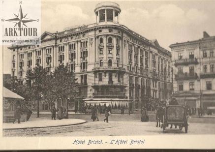 Warszawa początek XX wieku. Pocztówka. Wojutyński (35)