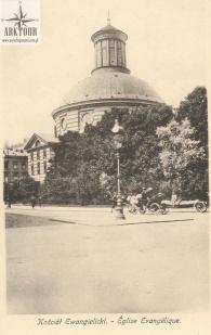 Warszawa początek XX wieku. Pocztówka. Wojutyński (36)