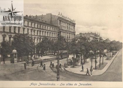 Warszawa początek XX wieku. Pocztówka. Wojutyński (37)