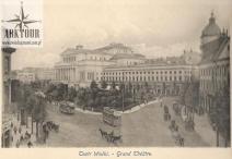 Warszawa początek XX wieku. Pocztówka. Wojutyński (38)