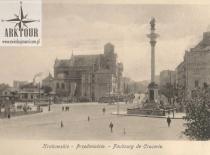 Warszawa początek XX wieku. Pocztówka. Wojutyński (4)