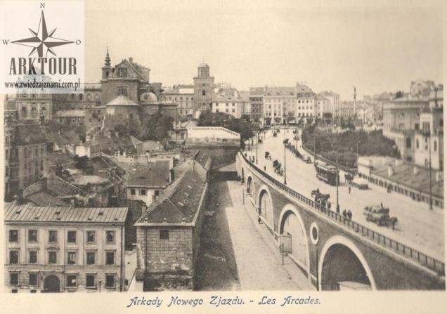 Warszawa początek XX wieku. Pocztówka. Wojutyński (40)