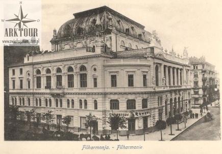 Warszawa początek XX wieku. Pocztówka. Wojutyński (7)