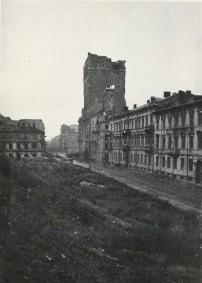 Ulica Zielna.